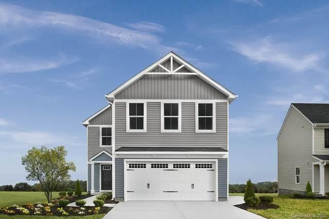186 Downhaul Drive #186, Charlotte, NC 28269 (#3665557) :: Keller Williams South Park