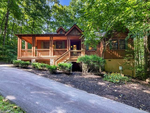 138 Grandview Drive, Tuckasegee, NC 28783 (#3665629) :: LePage Johnson Realty Group, LLC