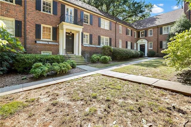 110 Colville Road 12A, Charlotte, NC 28207 (#3665655) :: Rinehart Realty