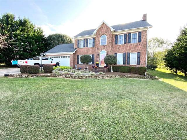 1183 Hidden Lake Drive, Granite Falls, NC 28630 (#3665713) :: IDEAL Realty