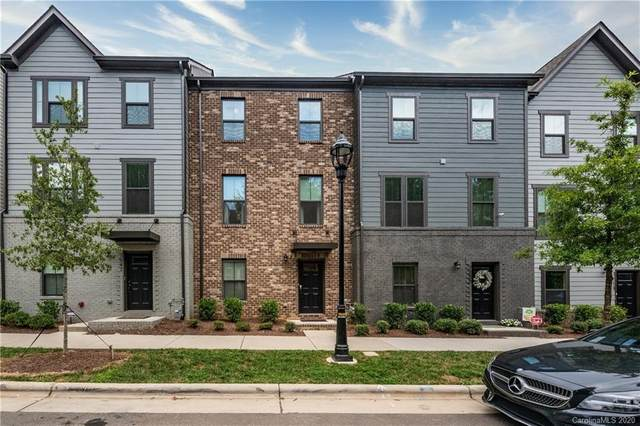 1551 S Church Street, Charlotte, NC 28203 (#3665745) :: Carver Pressley, REALTORS®