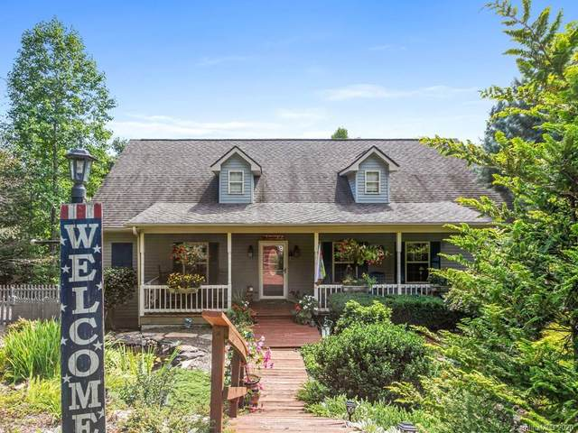 190 Mcintosh Circle, Lake Lure, NC 28746 (#3665748) :: Ann Rudd Group