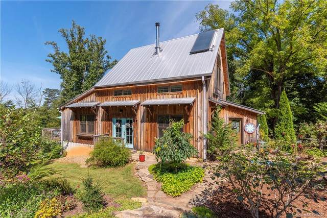 236 Longs Chapel Road, Weaverville, NC 28787 (#3665756) :: Exit Realty Vistas
