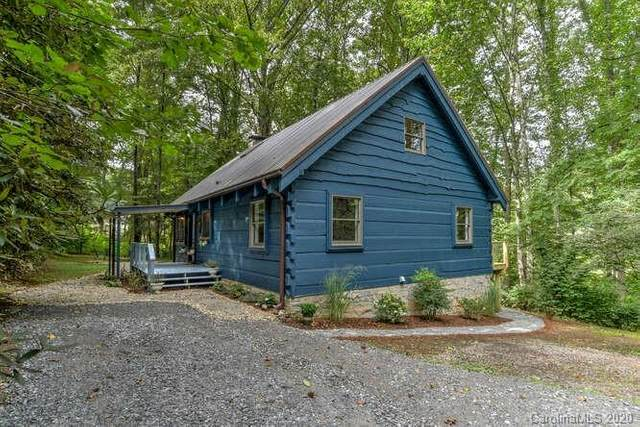 1305 Old Balsam Road, Waynesville, NC 28786 (#3665771) :: Miller Realty Group
