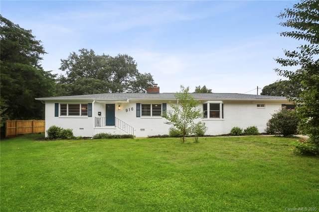 916 Bridlepath Lane, Charlotte, NC 28211 (#3665774) :: Stephen Cooley Real Estate Group