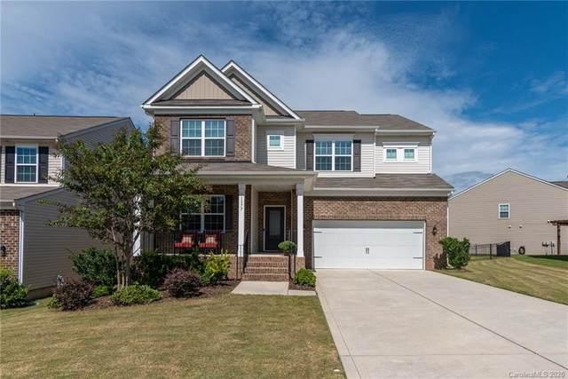 1377 Bridgeford Drive, Huntersville, NC 28078 (#3665777) :: Rinehart Realty