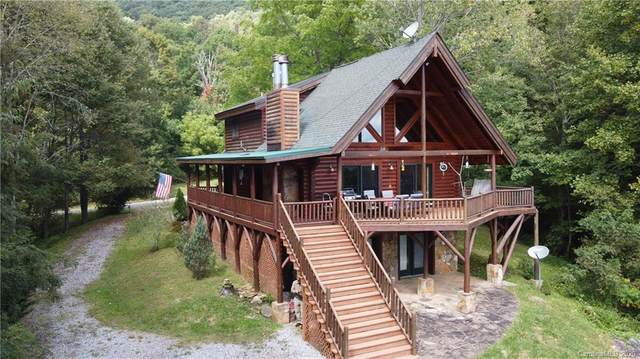 56 Live Oak Loop, Waynesville, NC 28785 (#3665809) :: The Mitchell Team