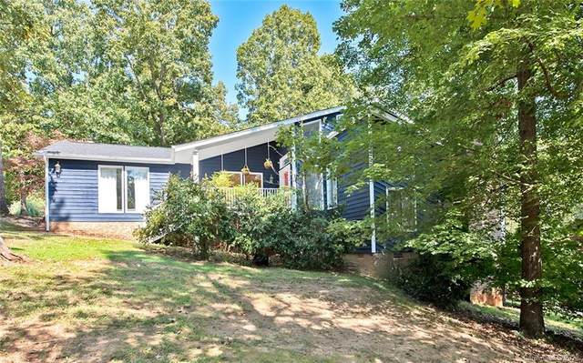 11522 Winding Way Road, Charlotte, NC 28226 (#3665834) :: Exit Realty Vistas