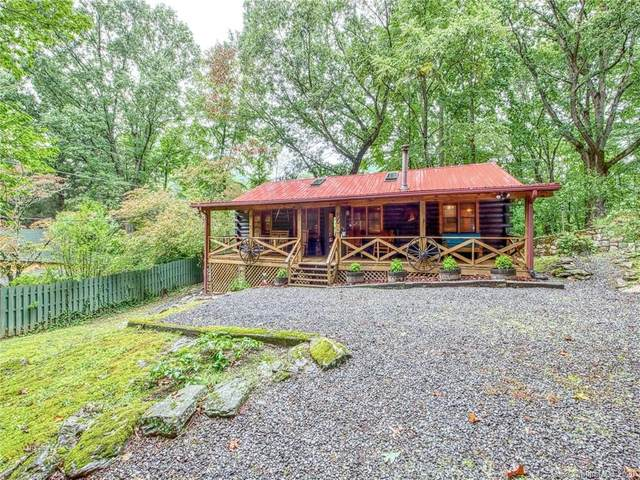 85 Woodfern Drive, Maggie Valley, NC 28751 (#3665839) :: Miller Realty Group