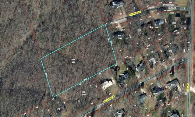 Vac (3.19 acres) Valleyview Drive, Albemarle, NC 28001 (#3665890) :: LePage Johnson Realty Group, LLC