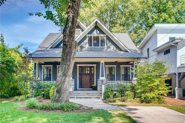 2037 Bay Street, Charlotte, NC 28205 (#3665894) :: Homes Charlotte