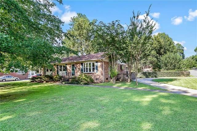 4031 Brookview Drive, Charlotte, NC 28205 (#3665935) :: Exit Realty Vistas