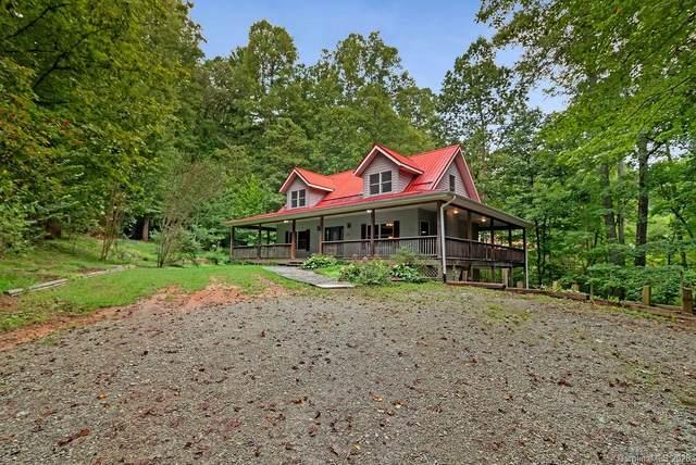 242 Old Quarry Road, Hendersonville, NC 28791 (#3665942) :: Besecker Homes Team