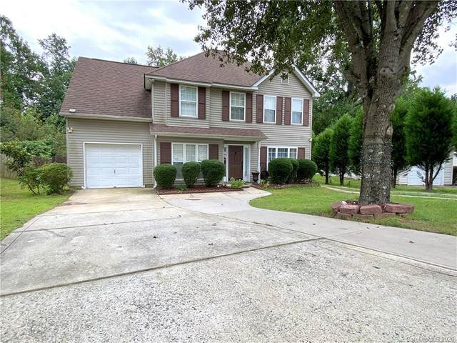 3517 Nevin Brook Road, Charlotte, NC 28269 (#3665943) :: Carver Pressley, REALTORS®