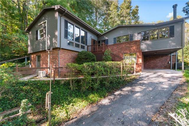 395 Old Fiddle Road, Waynesville, NC 28786 (#3666010) :: High Performance Real Estate Advisors