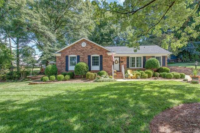 2158 Gaines Avenue, Gastonia, NC 28054 (#3666033) :: Carlyle Properties