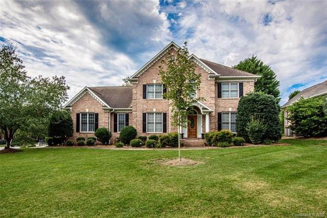 921 Allison Mews Place, Concord, NC 28027 (#3666037) :: Stephen Cooley Real Estate Group