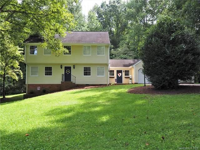 1451 Little Hill Road, Newton, NC 28658 (#3666093) :: High Performance Real Estate Advisors
