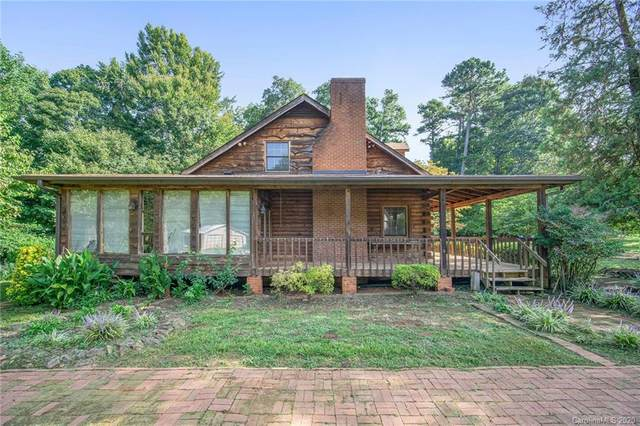 422 Ole Walter Farm Road, China Grove, NC 28023 (#3666120) :: Rowena Patton's All-Star Powerhouse