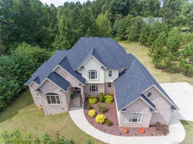 108 Winding Forest Drive, Troutman, NC 28166 (#3666172) :: Stephen Cooley Real Estate Group