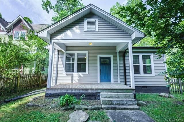 849 Kanuga Road, Hendersonville, NC 28739 (#3666175) :: Besecker Homes Team