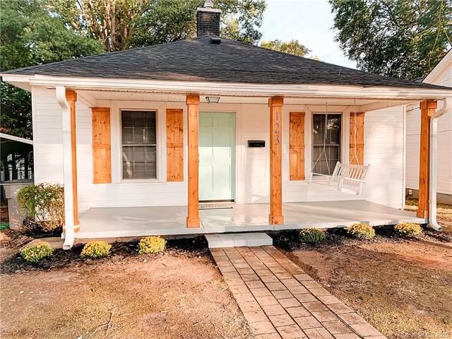 123 S Rose Avenue, Kannapolis, NC 28083 (#3666201) :: High Performance Real Estate Advisors