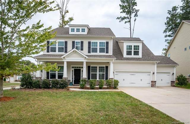 5124 Kinder Oak Drive, Indian Trail, NC 28079 (#3666224) :: The Downey Properties Team at NextHome Paramount