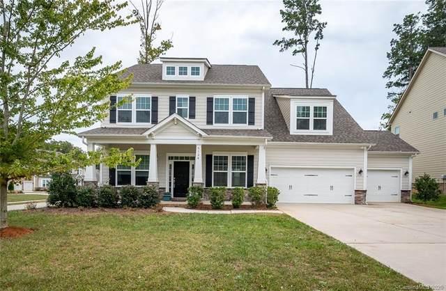 5124 Kinder Oak Drive, Indian Trail, NC 28079 (#3666224) :: Stephen Cooley Real Estate Group