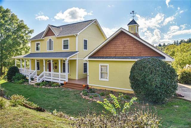 44 Autumn Hills Drive, Weaverville, NC 28787 (#3666296) :: Ann Rudd Group