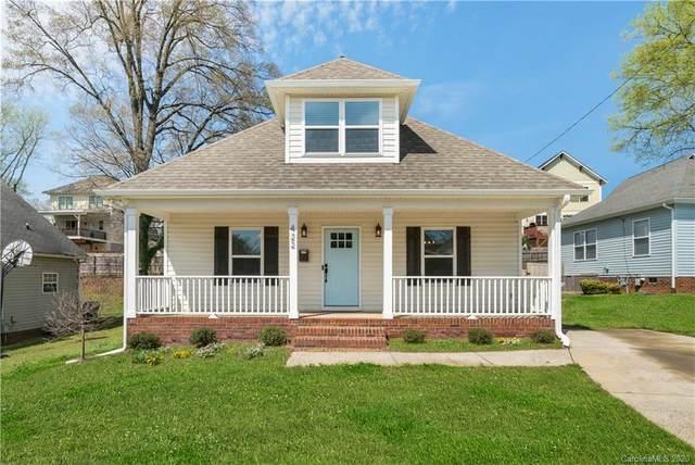 422 Katonah Avenue, Charlotte, NC 28208 (#3666312) :: LePage Johnson Realty Group, LLC