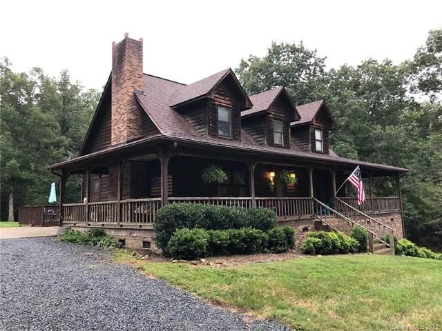 1330 Old Parker Road, Albemarle, NC 28001 (#3666336) :: Carlyle Properties