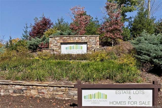 90 Bartrams Walk Drive #12, Asheville, NC 28804 (#3666355) :: Robert Greene Real Estate, Inc.