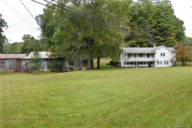 54 Cabin Road, Spruce Pine, NC 28777 (#3666394) :: Exit Realty Vistas
