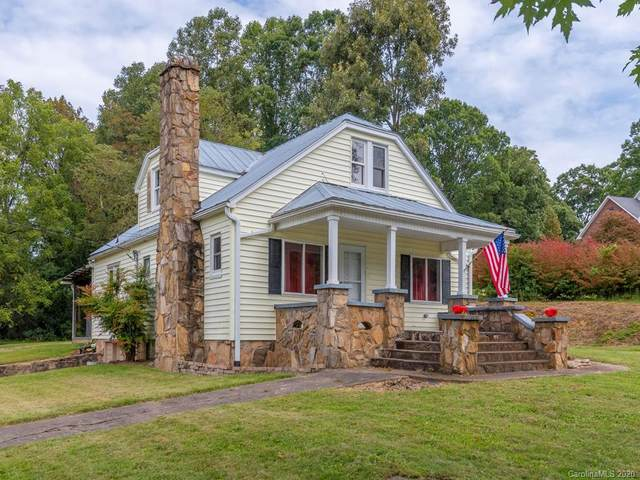 793 Morning Star Road, Canton, NC 28786 (#3666405) :: Miller Realty Group