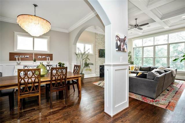 1922 Luther Street, Charlotte, NC 28204 (#3666524) :: Mossy Oak Properties Land and Luxury