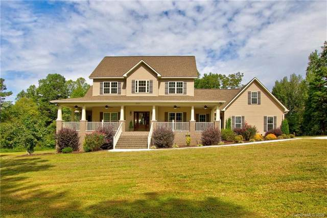 2030 Nc 152 Highway W, China Grove, NC 28023 (#3666549) :: Miller Realty Group