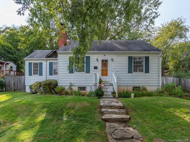 45 Madeline Avenue, Asheville, NC 28806 (#3666553) :: Johnson Property Group - Keller Williams