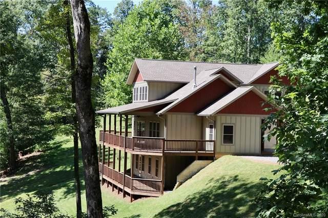 161 Crimson Down Trail, Waynesville, NC 28785 (MLS #3666598) :: RE/MAX Journey