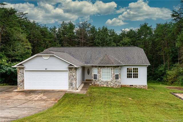 107 Cornerstone Drive, Taylorsville, NC 28681 (#3666632) :: Stephen Cooley Real Estate Group