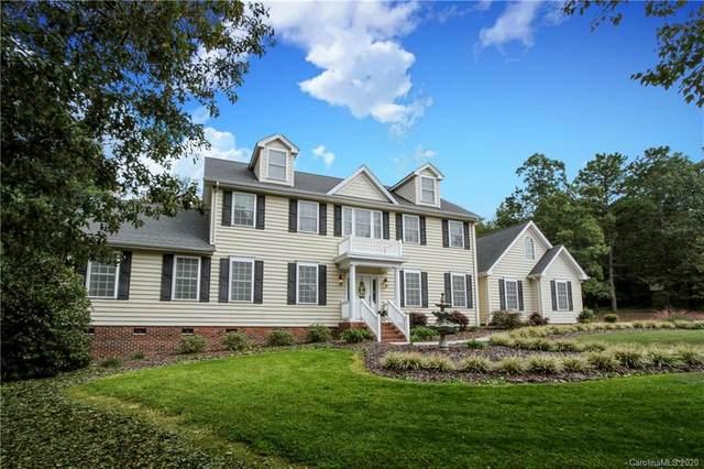 20468 Nc 138 Hwy Highway, Albemarle, NC 28001 (#3666669) :: Besecker Homes Team