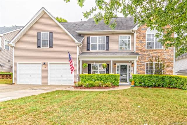 128 Elba Drive, Mooresville, NC 28115 (#3666683) :: LePage Johnson Realty Group, LLC