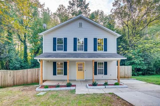 3032 Reid Avenue, Charlotte, NC 28208 (#3666687) :: Burton Real Estate Group