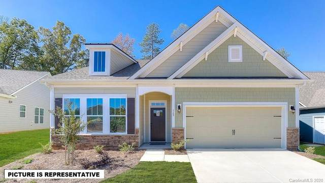 169 Hanks Bluff Drive, Mooresville, NC 28117 (#3666690) :: Home and Key Realty