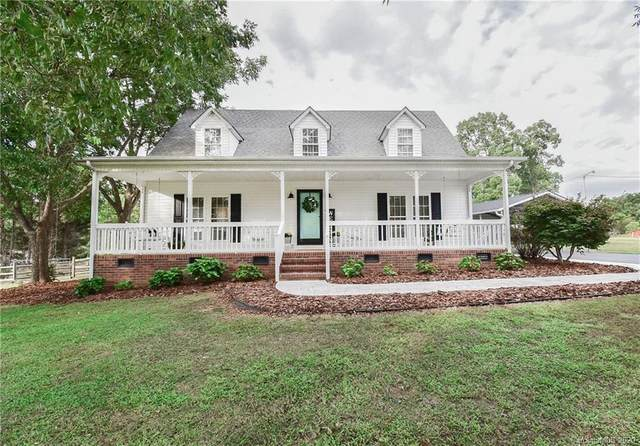 41025 Mountain View Church Road, Albemarle, NC 28001 (#3666702) :: Carlyle Properties