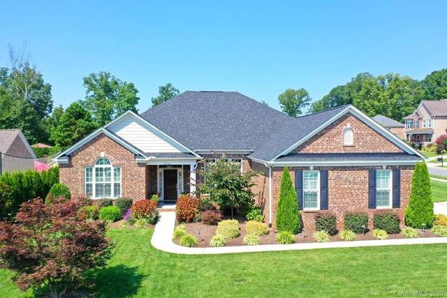 2706 Bryson Court NW, Concord, NC 28027 (#3666707) :: Keller Williams South Park