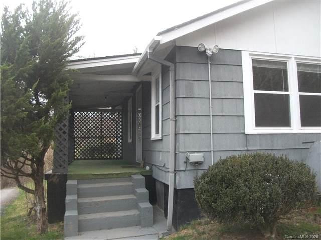 412 Village Road, Fairview, NC 28730 (#3666723) :: Keller Williams South Park
