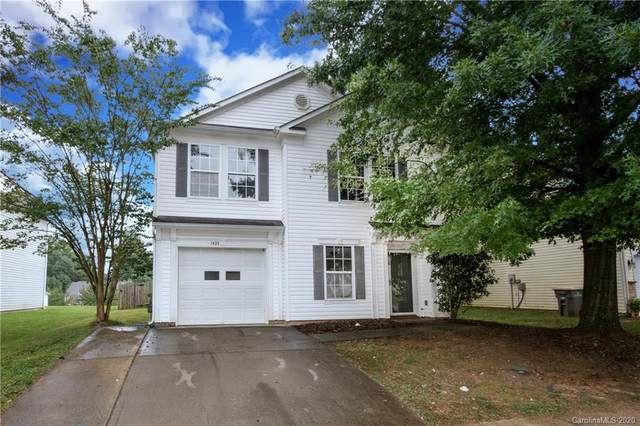 1435 Tygress Drive, Kannapolis, NC 28081 (MLS #3666726) :: RE/MAX Journey