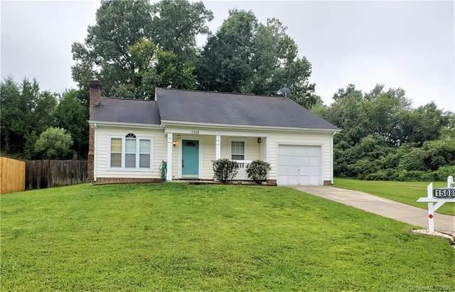 1508 Jeffrey Bryan Drive, Charlotte, NC 28213 (#3666751) :: Stephen Cooley Real Estate Group