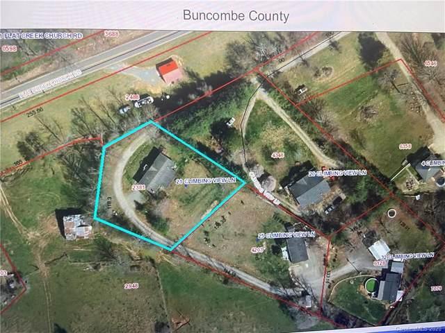 21 Climbing View Lane, Weaverville, NC 28787 (#3666782) :: High Performance Real Estate Advisors
