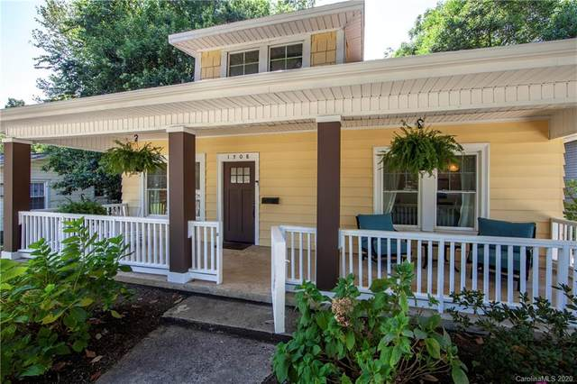 1508 35th Street, Charlotte, NC 28205 (#3666788) :: IDEAL Realty